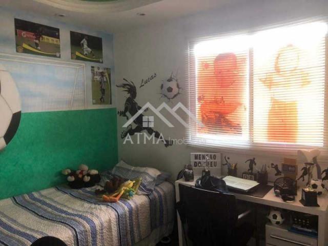 Apartamento à venda com 3 dormitórios em Vila da penha, Rio de janeiro cod:VPAP30144 - Foto 16