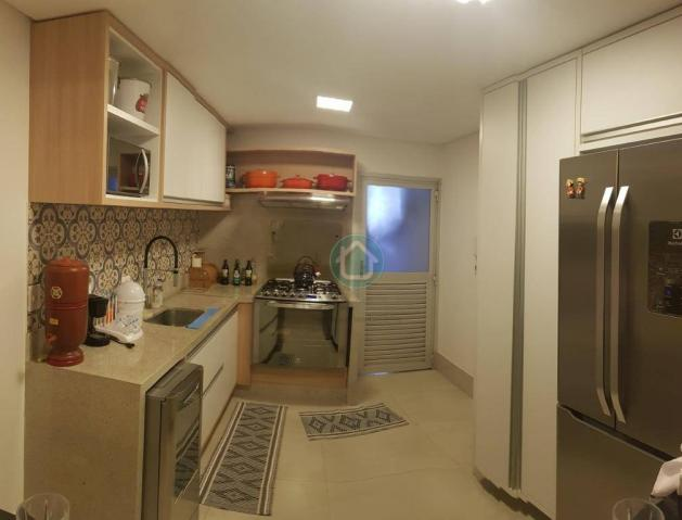 Lindo apartamento planejado de 3 quartos no jd dos estados - Foto 5