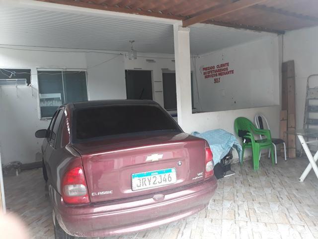 Linda casa Fasso negócio em carro moto ou casa - Foto 4