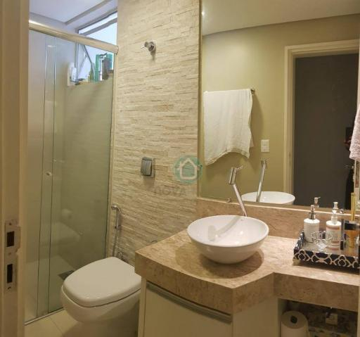 Lindo apartamento planejado de 3 quartos no jd dos estados - Foto 11