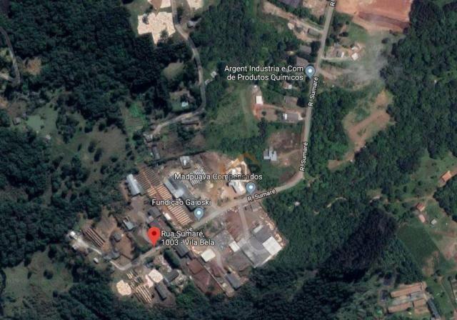 Terreno à venda, 8.100 m² por r$ 315.000 - vila bela - guarapuava/pr - Foto 3