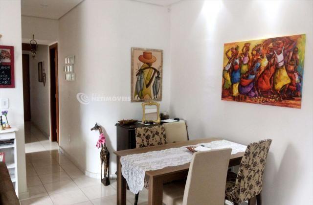 Apartamento à venda com 3 dormitórios em Buritis, Belo horizonte cod:528223