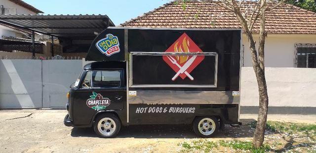 Kombi food truck toda equipada  - Foto 5