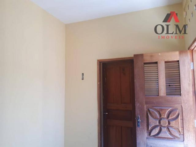 Apartamento com 1 dormitório para alugar, 28 m² por R$ 500/mês - Benfica - Fortaleza/CE - Foto 5