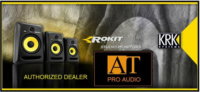 Tweeter KRK Twtk00024 p/ monitores Rokit G3 Series RP 5'', 6'' e 8'' original AT Proaudio! - Foto 5