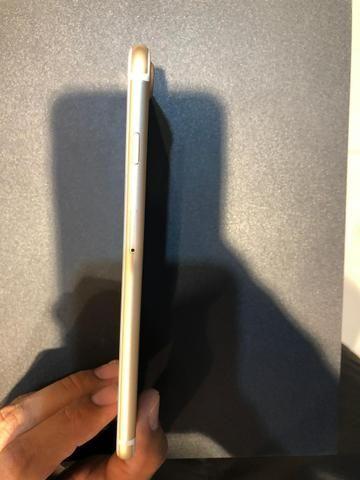 IPhone 7 Plus Gold Muito NOVO - Foto 4