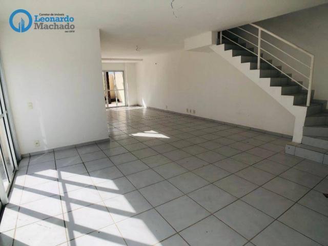 Apartamento com 3 dormitórios à venda, 175 m² por R$ 419.000 - Cambeba - Fortaleza/CE - Foto 4