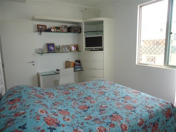 Ótimo Apartamento 3 quartos, prédio revestido, elevador,2 vagas - B.Buritis - Foto 6