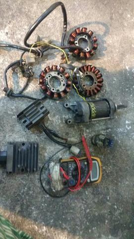 Serviços elétricos em motos e peças eletricas - Foto 4