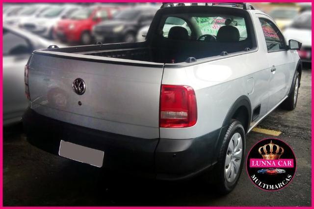 Volkswagen Saveiro 1.6 c/ Entrada mais 48x de R$799,00 + GNV - Foto 3