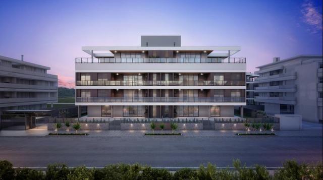 Cobertura elegante e exclusiva 2 suites Vista Praia Novo Campeche Florianopolis