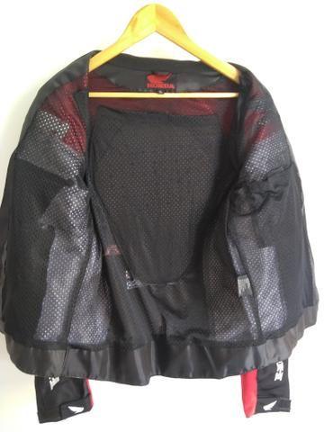 Jaqueta para motociclista - Foto 2