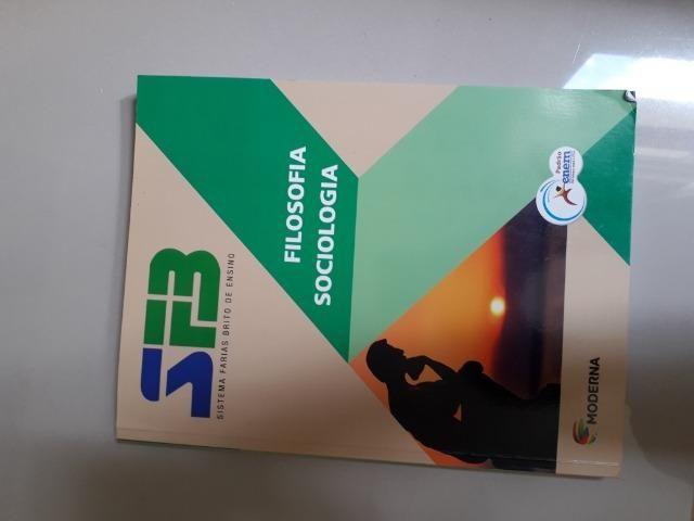 Livros Sistema Farias Brito de Ensino - Foto 4