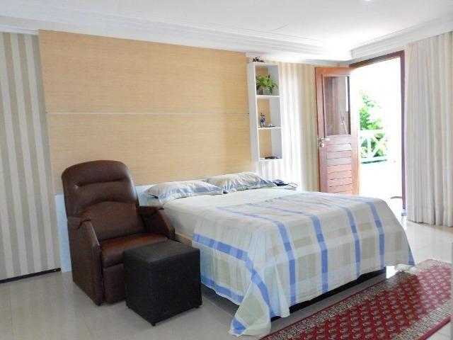 Casa em Cond no Eusébio - 313m² - 4 Suítes - 4 Vagas (CA0670) - Foto 9
