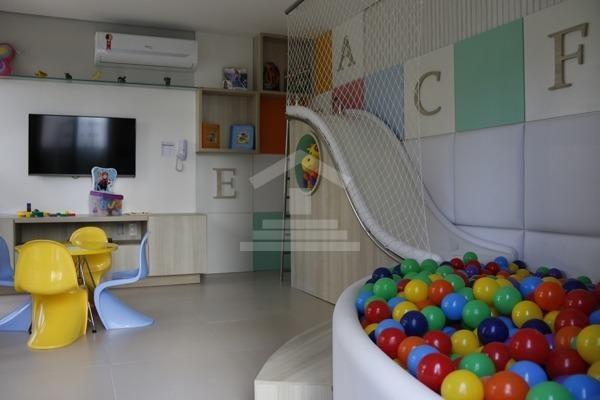 (JG) (TR 11.695), Cocó, 146M², 3 Suites,Dep.Empregada, Sala E/J, V.Gourmet,Lazer - Foto 6