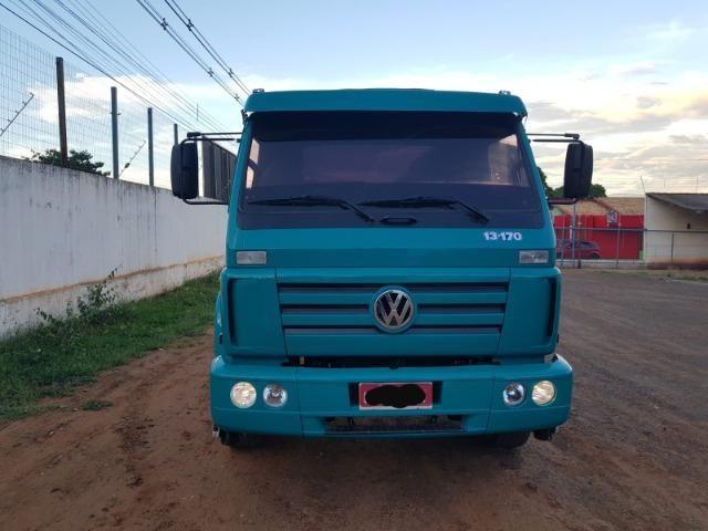 Caminhão volkswagen 13170 4x2 ano 2000 /6 cc cummins - Foto 3