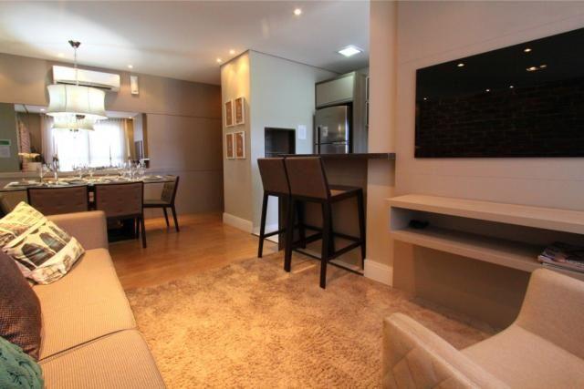 Apartamento à venda com 2 dormitórios em Santo inacio, Curitiba cod:91207.003 - Foto 5