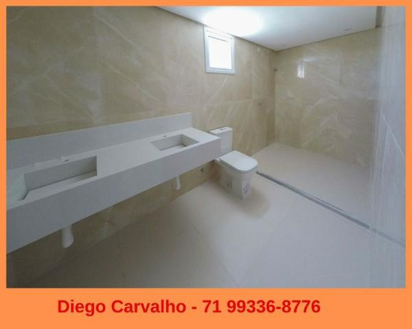 Casa 4 Suites em Alphaville II - Fina acabamento (1) - Foto 2