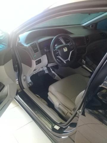 Honda civic sedan EXS 1.8 o top da categoria - Foto 3
