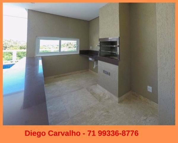 Casa 4 Suites em Alphaville II - Fina acabamento (1) - Foto 15