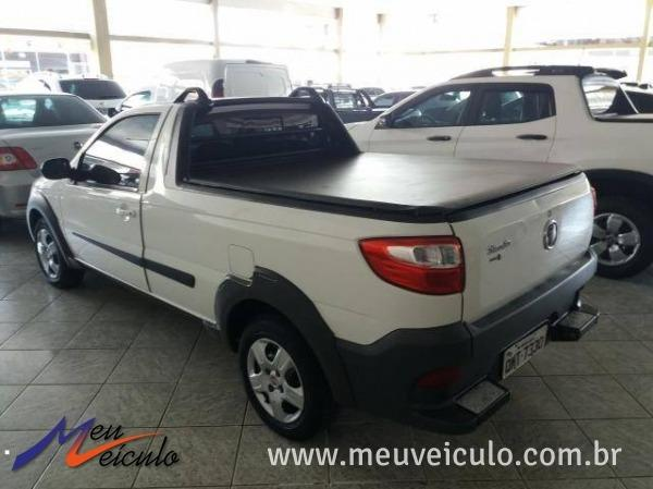 Fiat Strada Working 1.4 Fire Cabine Simples 2018 - Foto 5