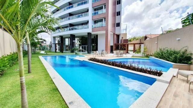(EXR41818) Apartamento à venda no Luciano Cavalcante de 119m² com 3 suítes e 2 vagas - Foto 2