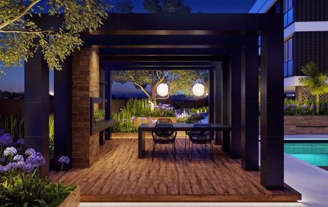 Cobertura elegante e exclusiva 2 suites Vista Praia Novo Campeche Florianopolis - Foto 8