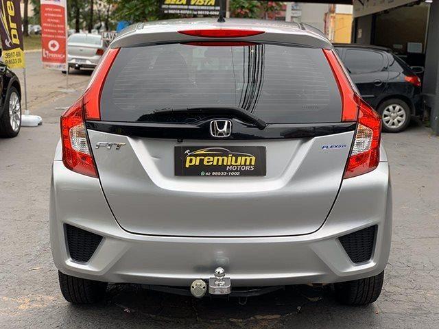 HONDA FIT 2015/2016 1.5 EX 16V FLEX 4P AUTOMÁTICO - Foto 4