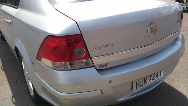 Vendo vectra elegante ano 2008 modelo 9