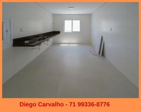Casa 4 Suites em Alphaville II - Fina acabamento (1) - Foto 5