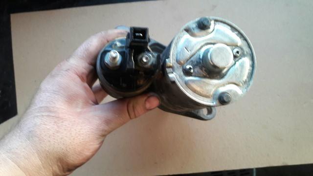 Motor de arranque fox saveiro gol g5 - Foto 2