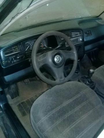 Vende ser esse carro golve ano 95 - Foto 2