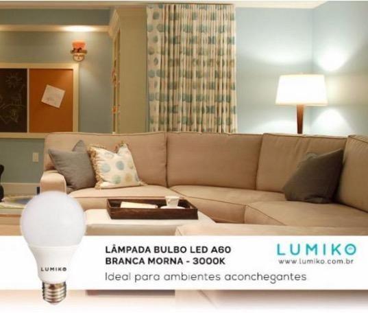 Lampadas Premium A60, GU10 Dicroica e Par20 LED - Foto 2