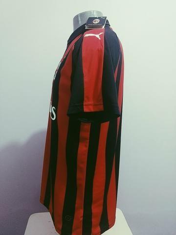 Camisa do Milan - Foto 5
