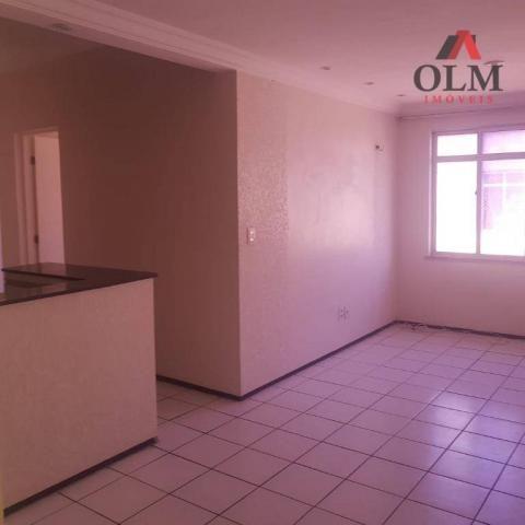 Apartamento com 2 dormitórios à venda, 57 m² por R$ 144.000 - Messejana - Fortaleza/CE - Foto 6