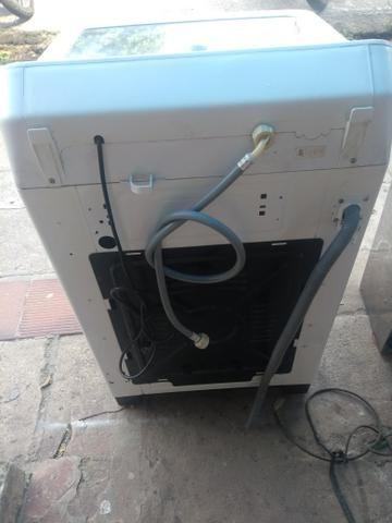 Máquina de Lavar. 14 Kilos. Completa. Panasonic. Faz Tudo. Super Conservada. Só 580,00