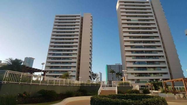 (EXR25988) Apartamento à venda no Luciano Cavalcante de 70m² com 3 quartos e 2 vagas