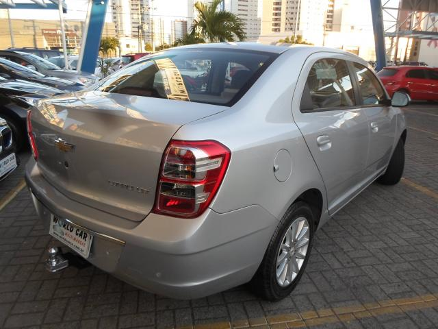 CHEVROLET COBALT 2014/2015 1.4 MPFI LTZ 8V FLEX 4P MANUAL - Foto 4