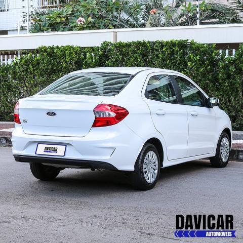 FORD KA 2018/2019 1.5 TIVCT FLEX SE SEDAN MANUAL - Foto 3