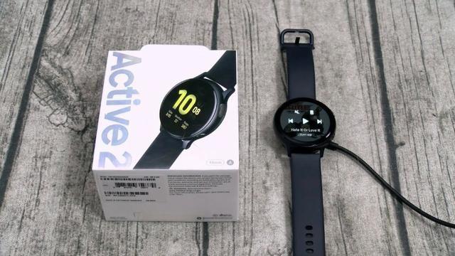 SmartWatch Galaxy Watch Active NOVO (Com nota Fiscal)
