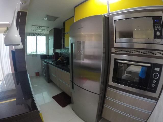 Apartamento 2 quartos C/suíte, mobilhado em Jardim Limoeiro - Foto 3