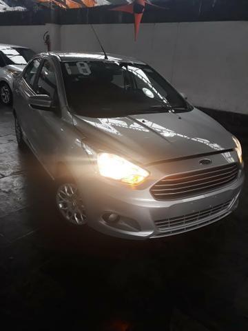 Ford ka 1.5 se plus// pequena entrada + parcelas fixas de 699.00 - Foto 5