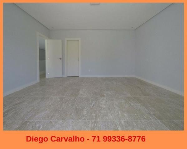 Casa 4 Suites em Alphaville II - Fina acabamento (1) - Foto 10