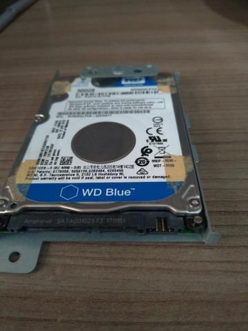 HD Blue 500gb - Foto 2