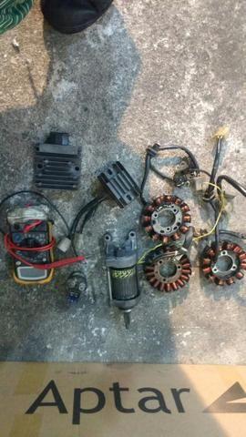 Serviços elétricos em motos e peças eletricas - Foto 2
