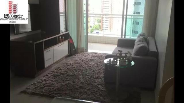 Apartamento à venda no bairro Cocó em Fortaleza-CE (Whatsap - Foto 3