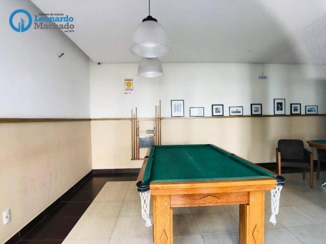 Apartamento com 3 dormitórios à venda, 175 m² por R$ 419.000 - Cambeba - Fortaleza/CE - Foto 17