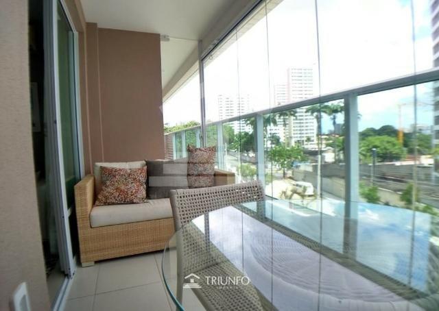 (EXR25988) Apartamento à venda no Luciano Cavalcante de 70m² com 3 quartos e 2 vagas - Foto 4