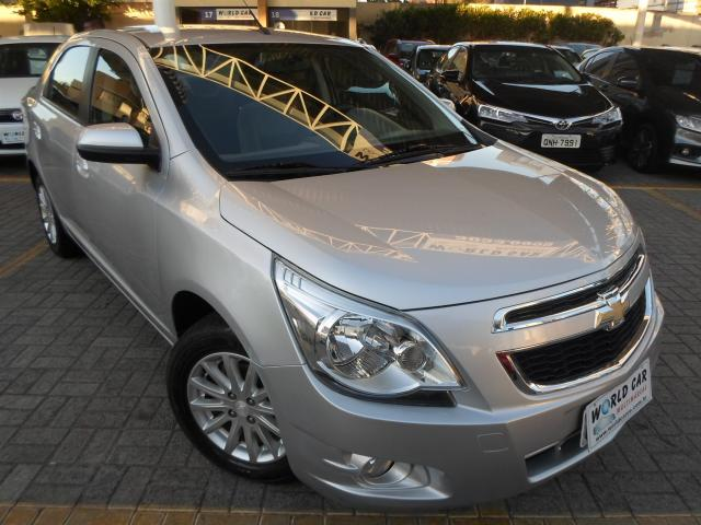 CHEVROLET COBALT 2014/2015 1.4 MPFI LTZ 8V FLEX 4P MANUAL - Foto 3
