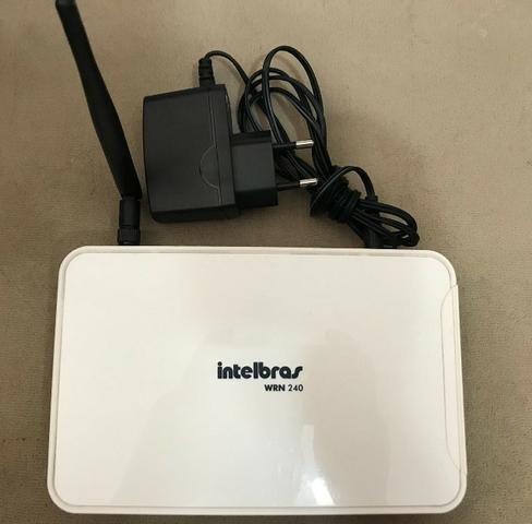 Roteador Wireless Intelbras WRN 240 - Foto 3